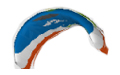 HQ Hydra II 420 - 3 line Kiteboarding Trainer Kite Review