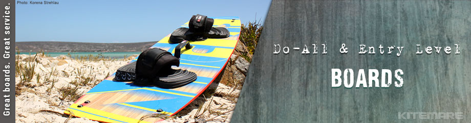 Kiteboarding boards