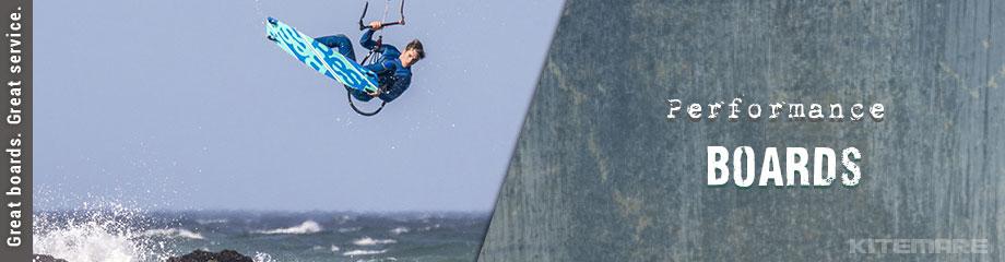 Kiteboarding boards