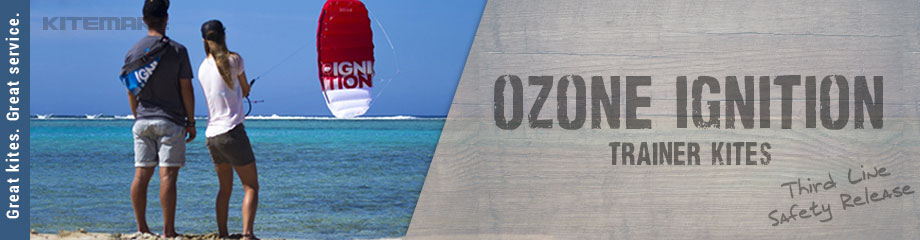 Ozone Ignition Kiteboarding Trainer Kite