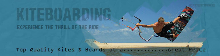 Kiteboarding - Kites, Boards, Harnesses, Gear