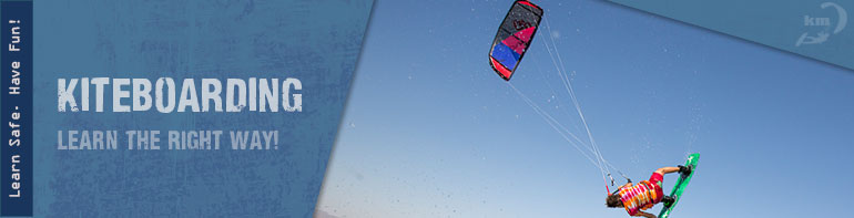 Kiteboarding - Learn the Right Way