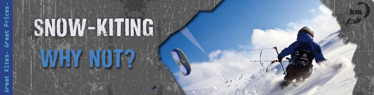 Learn About Snowkiting