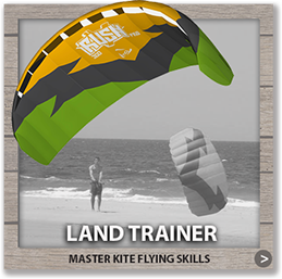 HQ Rush Pro V Trainer Kites